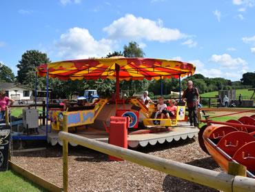 Dorset Heavy Horse Farm Park - Fairground rides