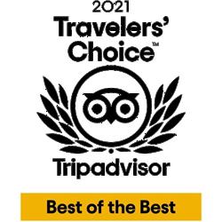 Dorset Heavy Horse Farm Park - TripAdvisor Hall of Fame 2018 logo