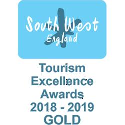Dorset Heavy Horse Farm Park - South West Tourism Awards 2018 logo