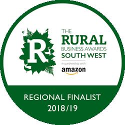 Dorset Heavy Horse Farm Park - Rural Business Awards - South West logo