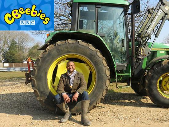 Dorset Heavy Horse Farm Park - CBeebies and JB Gill