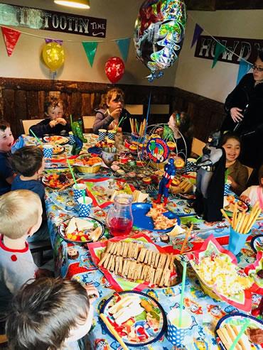 Dorset Heavy Horse Farm Park - Birthday parties