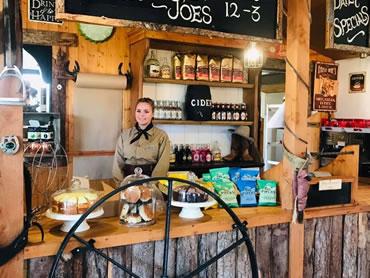 Dorset Heavy Horse Farm Park - Smokey Joe's Cafe